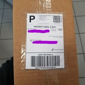 Other - Proof of shipping